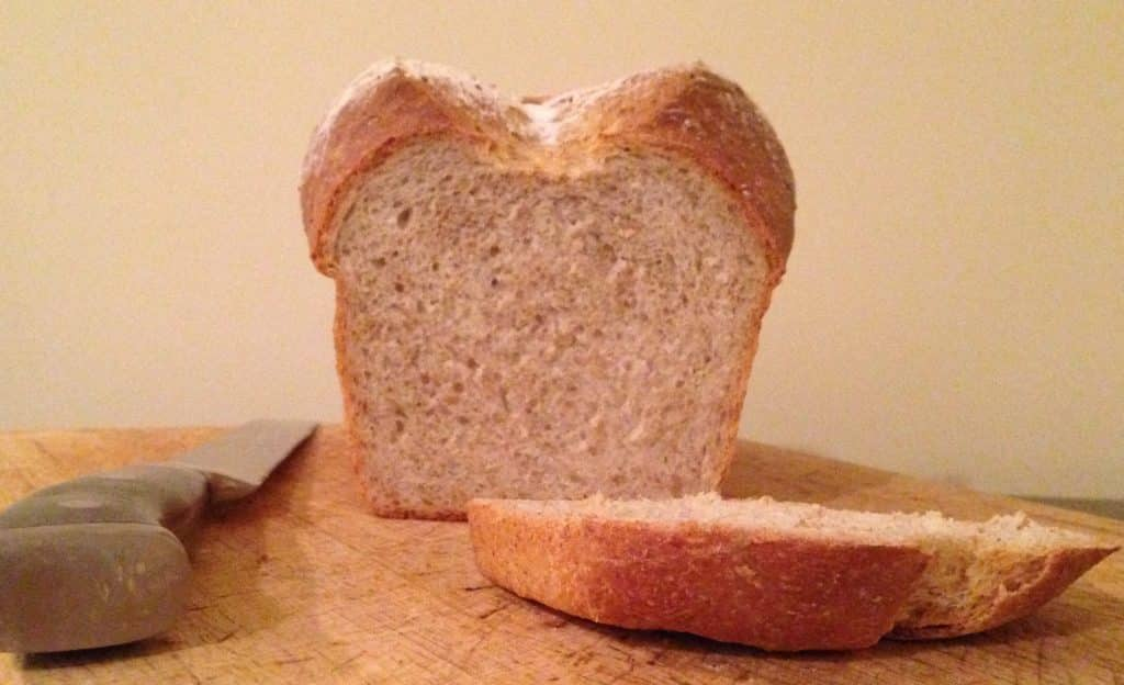 Follow this simple whole wheat bread recipe to make the most beautiful, fluffy bread! Making bread is not as difficult as you think it is! Try it today!