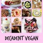 Decadent Vegan Summer Desserts