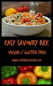 Easy Savoury Rice