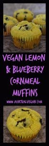 Lemon & Blueberry Cornmeal Muffins
