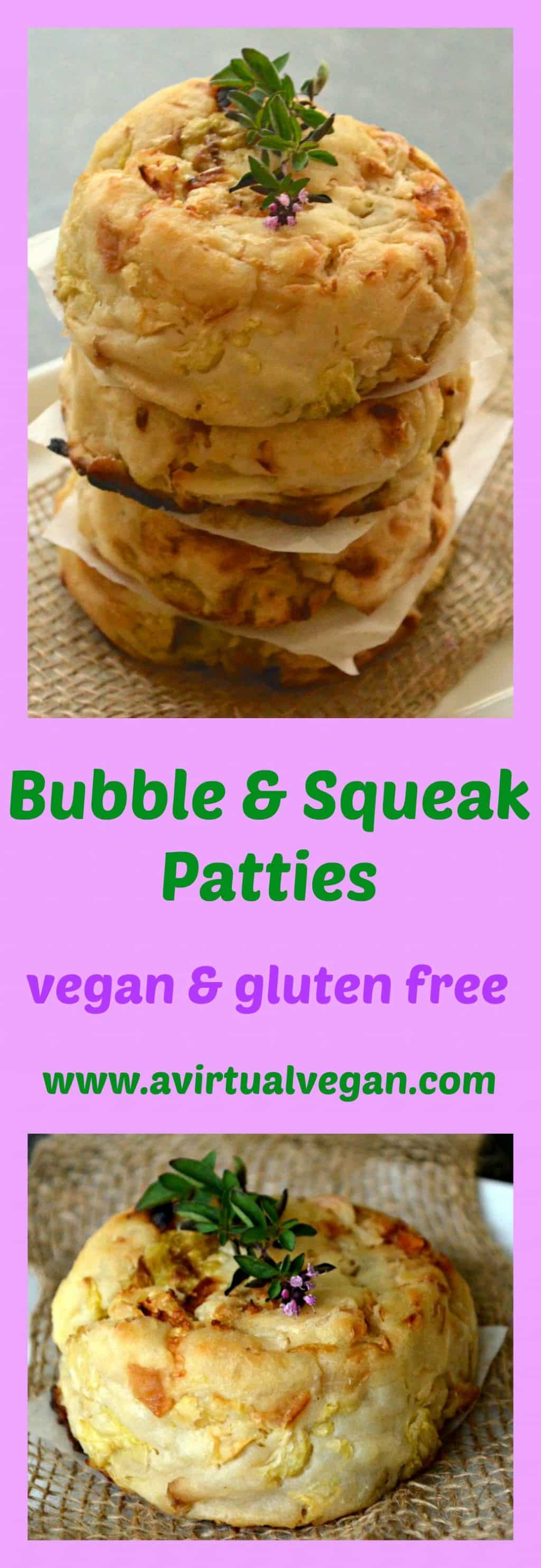 Delicious oven baked Bubble & Squeak Patties. Made with only 4 ingredients and super easy. A great way to get your children to eat their vegetables!