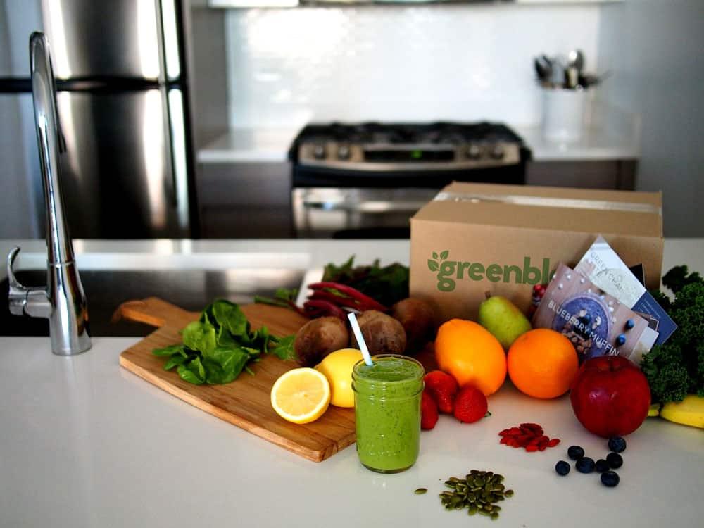 The Green Blender