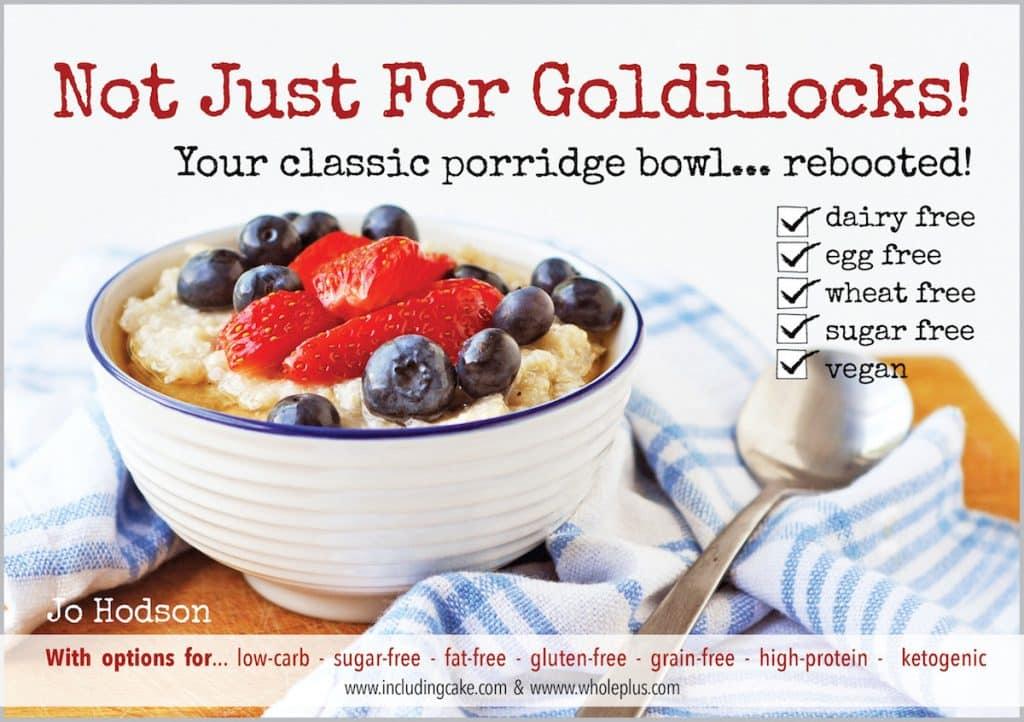 Not Just For Goldilocks