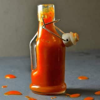 Fiery Habanero Hot Sauce