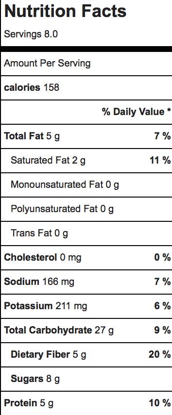 chocolate hummus calories