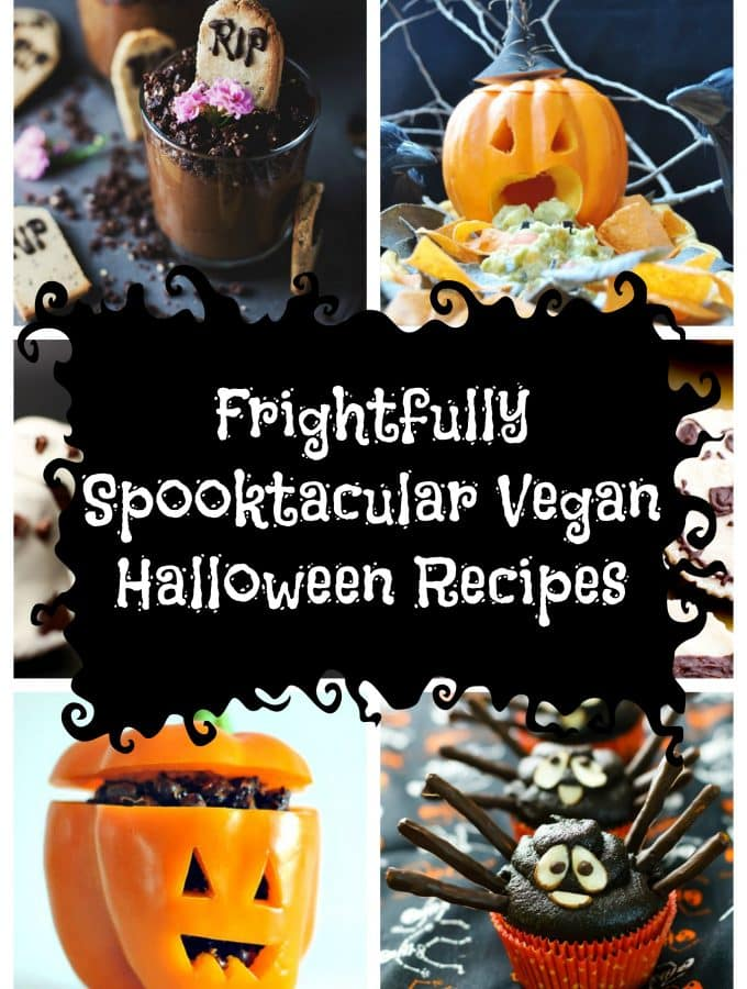 Make your Halloween one to remember with these 20 Frightfully Spooktacular Plant-based Halloween Recipes!