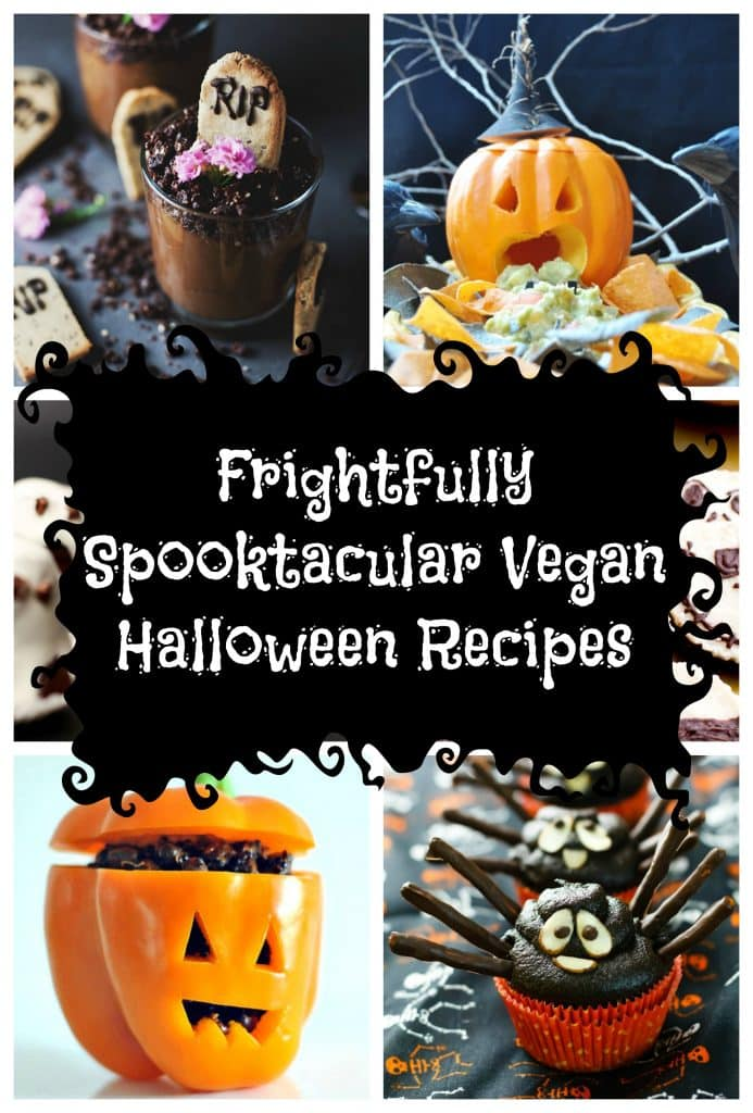 Make your Halloween one to remember with these 20 Frightfully Spooktacular Vegan Halloween Recipes!