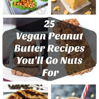 25 Vegan Peanut Butter Recipes You'll Go Nuts For!
