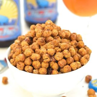 Cheese & Onion Roasted Chickpeas