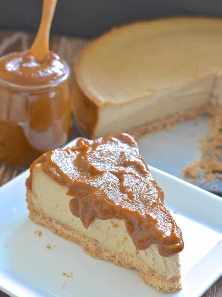 Vegan Pumpkin Caramel Sauce - A Virtual Vegan
