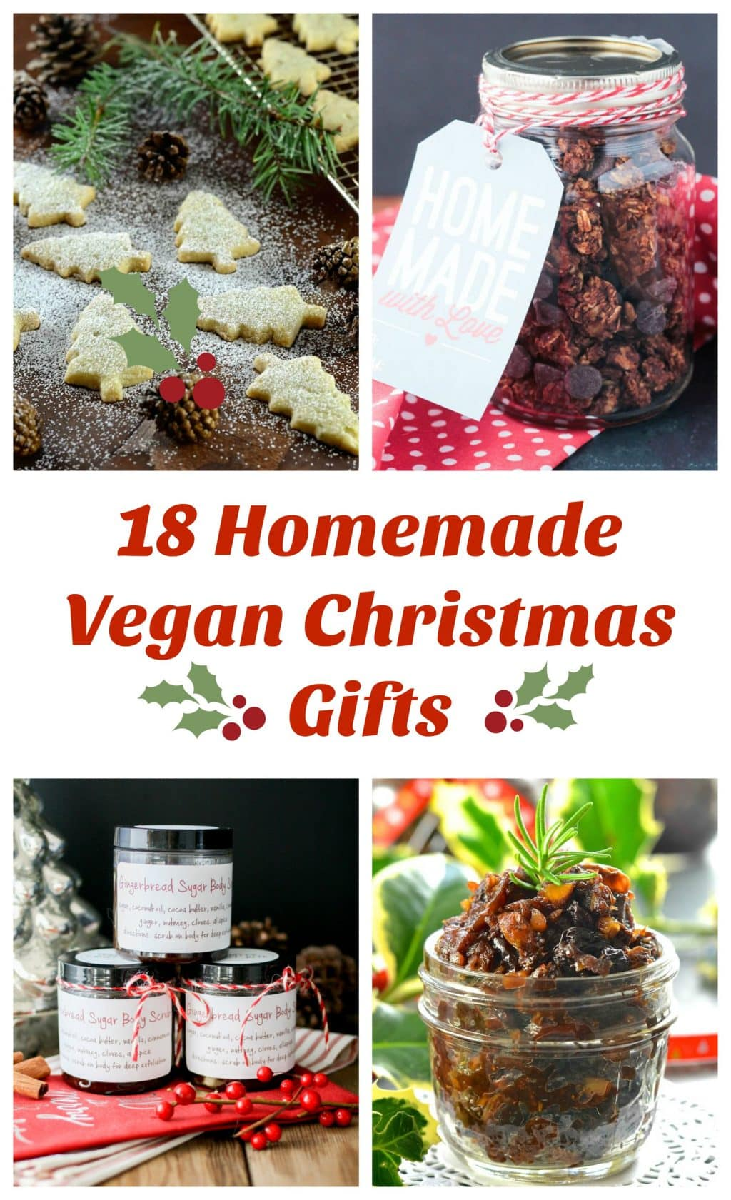 19 Homemade Vegan Christmas Gifts A Virtual Vegan