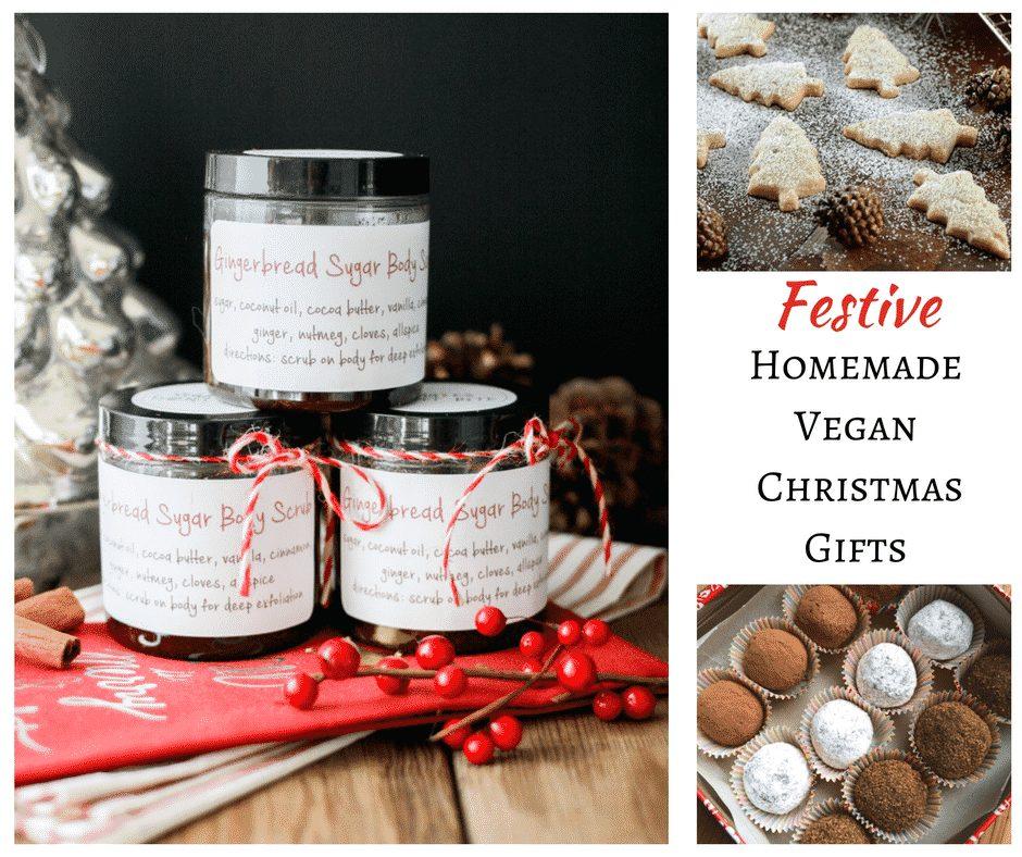 19 Homemade Vegan Christmas Gifts - A Virtual Vegan