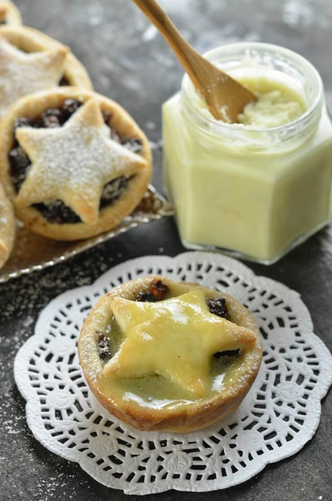 These homemade Vegan Mince Pies hold the very essence of Christmas in their delicious pastry crusts. Nothing can beat one warm from the oven with a glass of mulled wine!