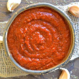 Easy Vegan Pizza Sauce & Panago Vegan Pizza Review