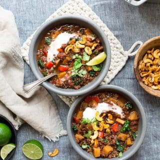 12 Insanely Delicious Vegan Chili Recipes