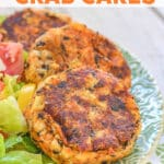 Leave the cute little crabs where they belong & make these Vegan Crab Cakes instead. Tender, moist, full of texture, packed with flavour & subtly 'fishy', they are so like the real deal! And they are really easy to make!