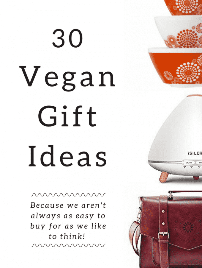Vegan Gifts for the Holidays