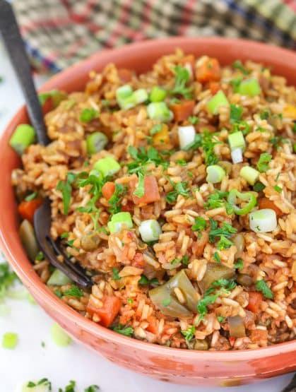 Teriyaki Instant Pot Rice
