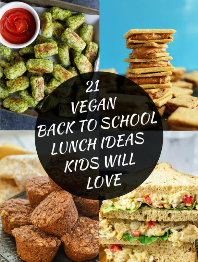 21 Back To School Lunch Ideas Kids Will Love