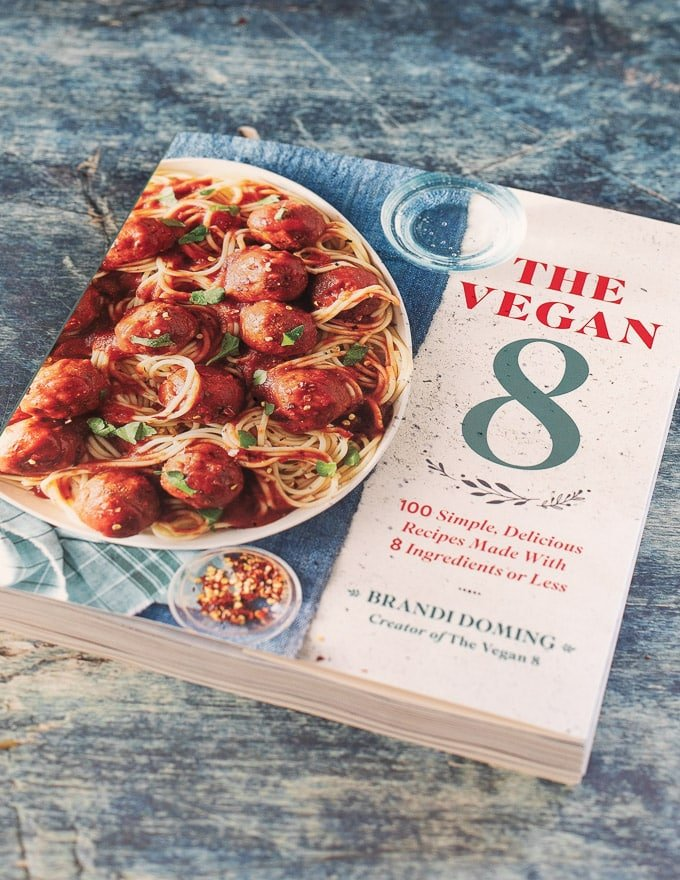 The Vegan 8 Cookbook