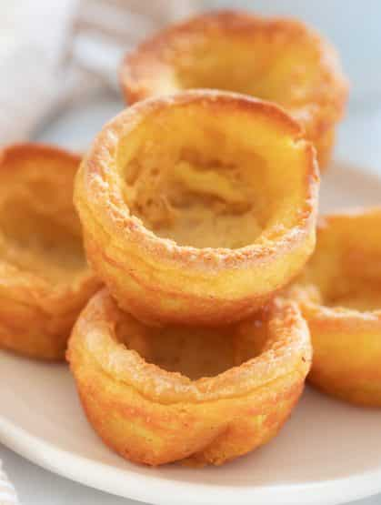 Perfect Vegan Yorkshire Puddings