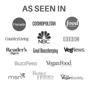 Media outlets that A Virtual Vegan/Melanie McDonald has been featured in