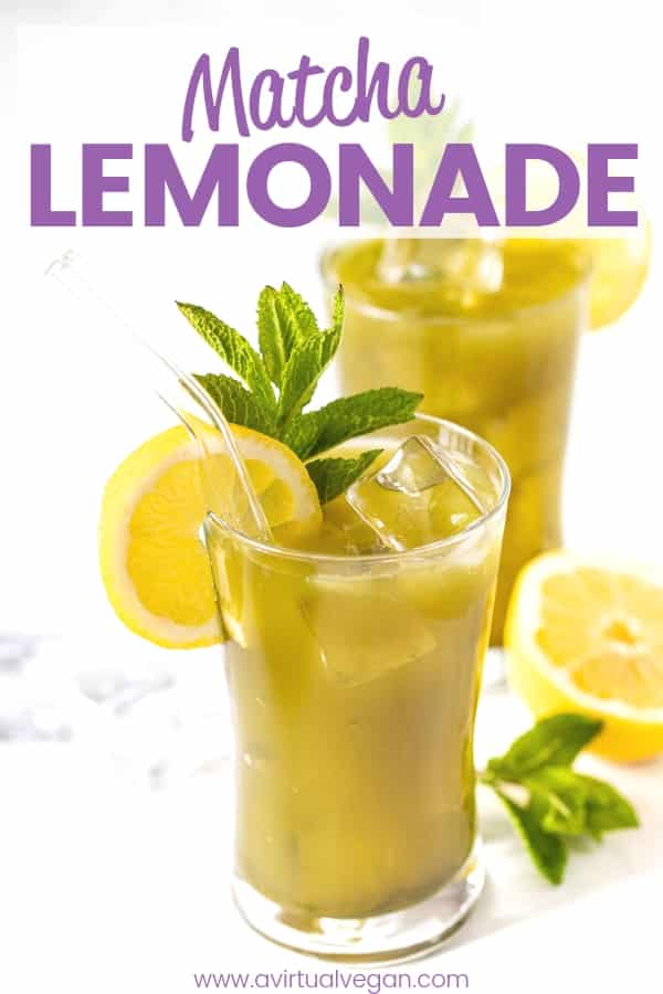 When life hands you lemons, make Matcha Lemonade! This is a bold green take on old fashioned lemonade, with fragrant, grassy matcha deliciousnessdissolved into every sweet, slightly mouth-puckering, citrusy sip!