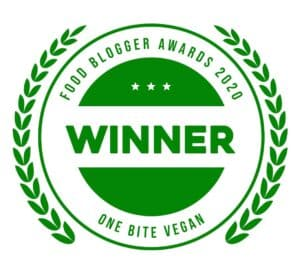 Food Blog Awards Winner Image
