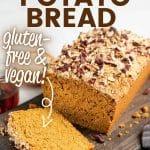 Gluten-Free Sweet Potato Bread