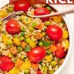 Easy Savoury Rice