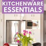 Vegan Kitchen Essentials