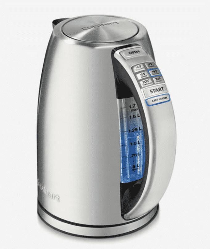 cuisinart kettle