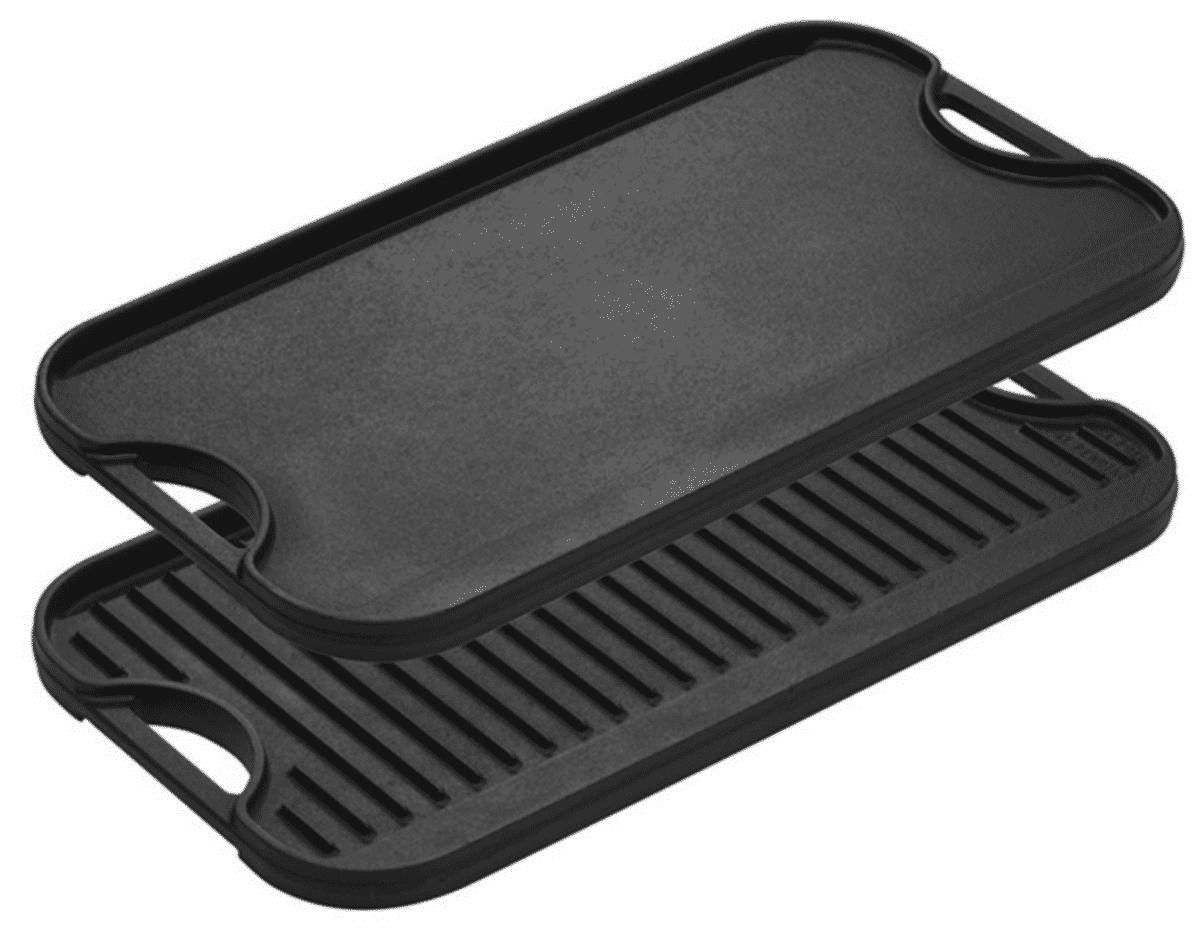 a reversible griddle/grill