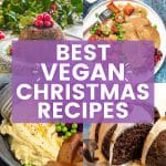 Vegan Christmas Recipes