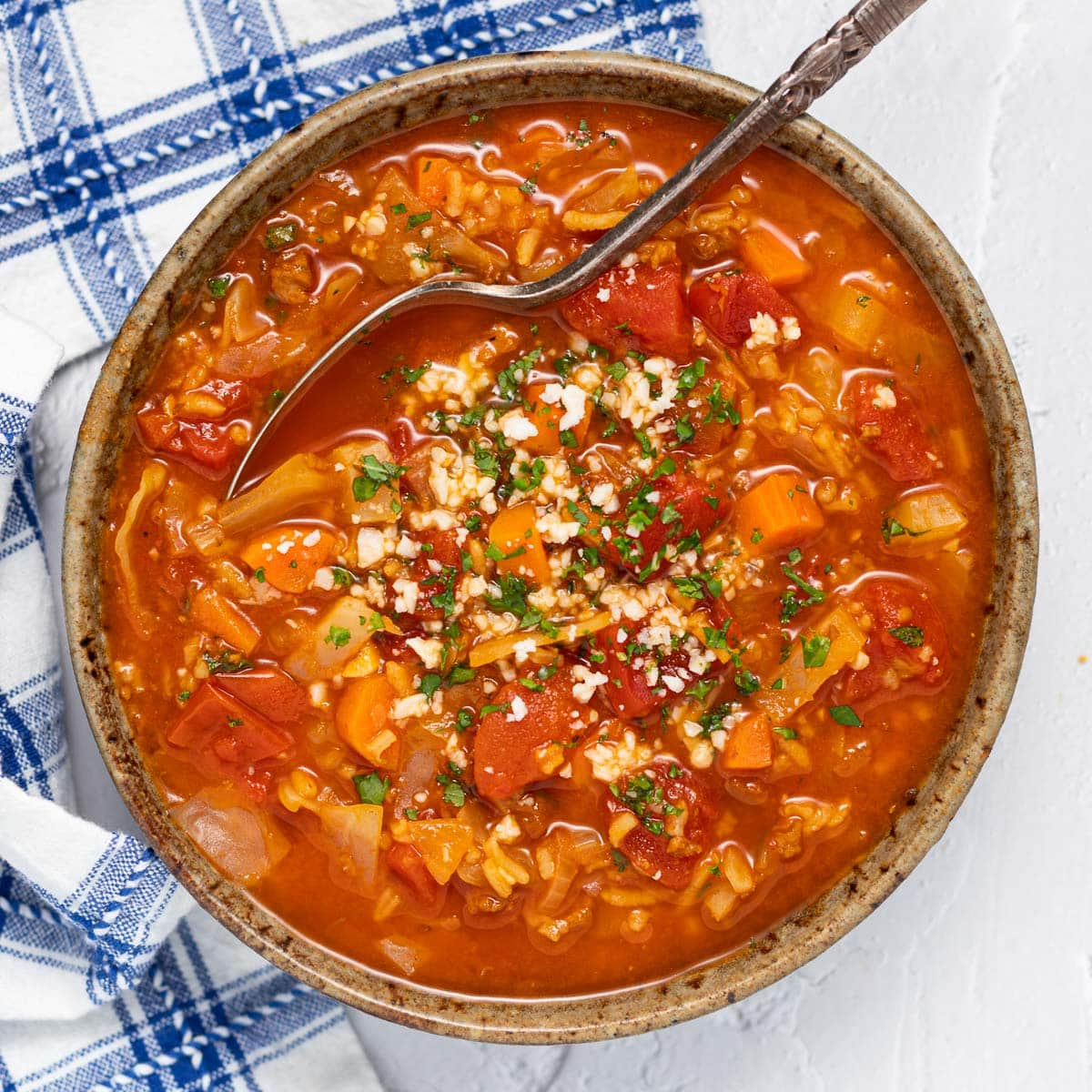 Vegan Cabbage Soup A Virtual Vegan