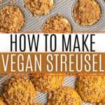 Vegan Streusel