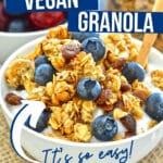 Vegan Granola