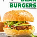 Kidney Bean Burgers